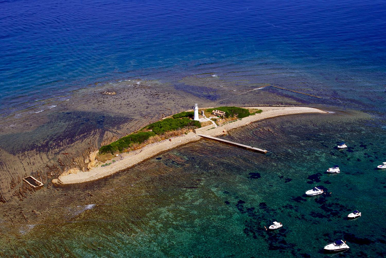 Punta Licosa nel Cilento